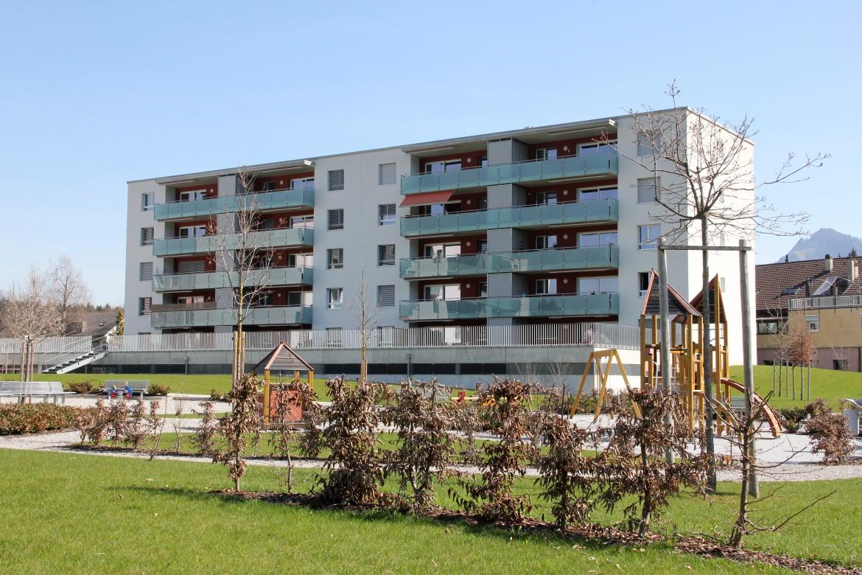 Immeubles E & F - Le Pra II