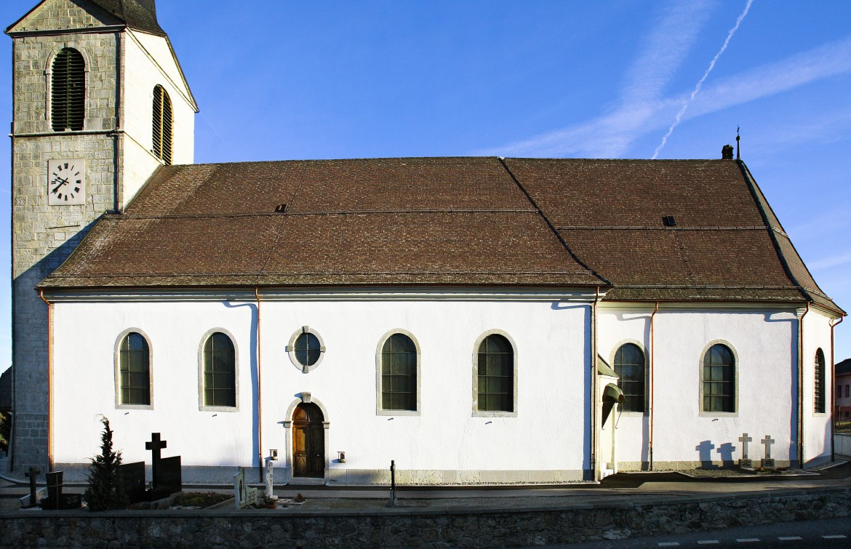 Eglise Notre-Dame de la Nativité