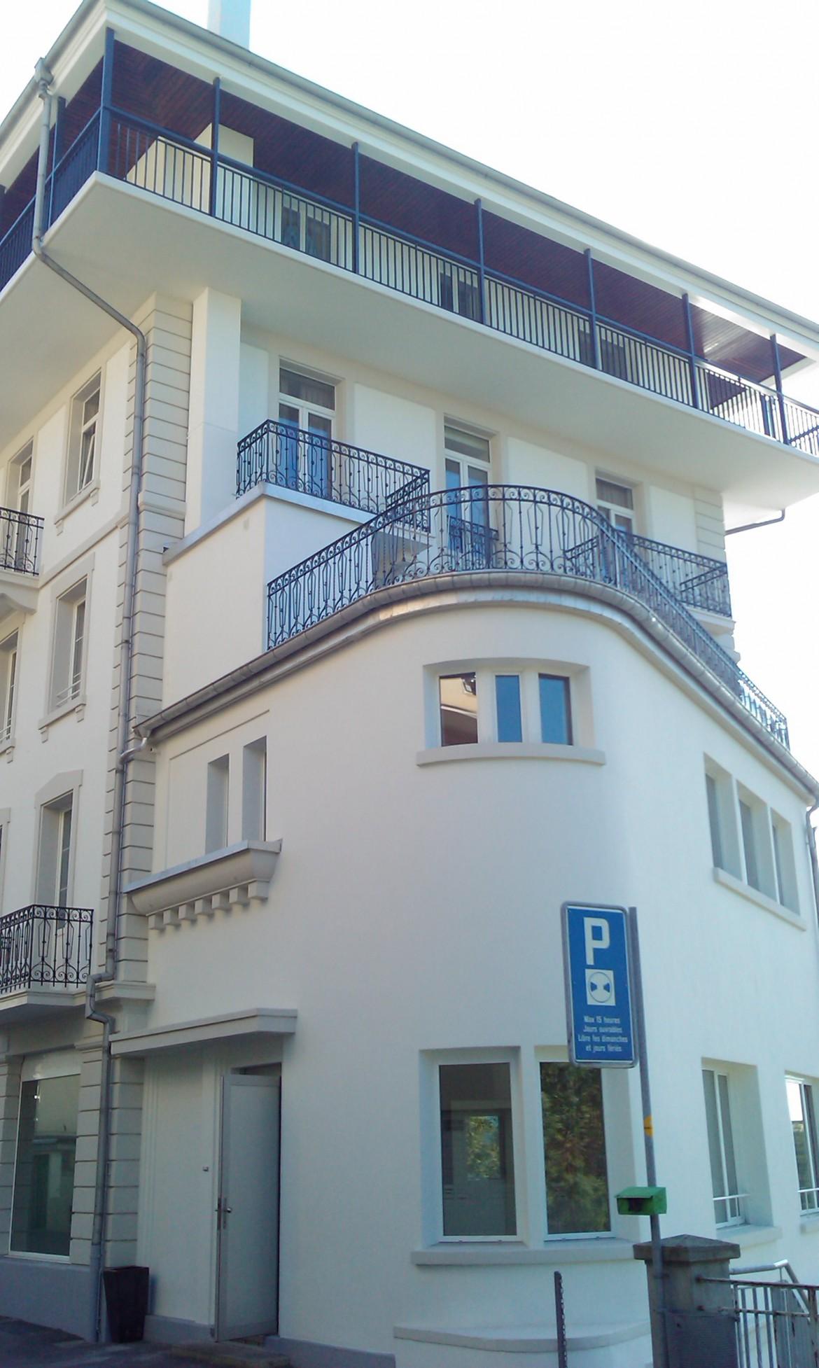 Hôtel des Alpes Vaudoises